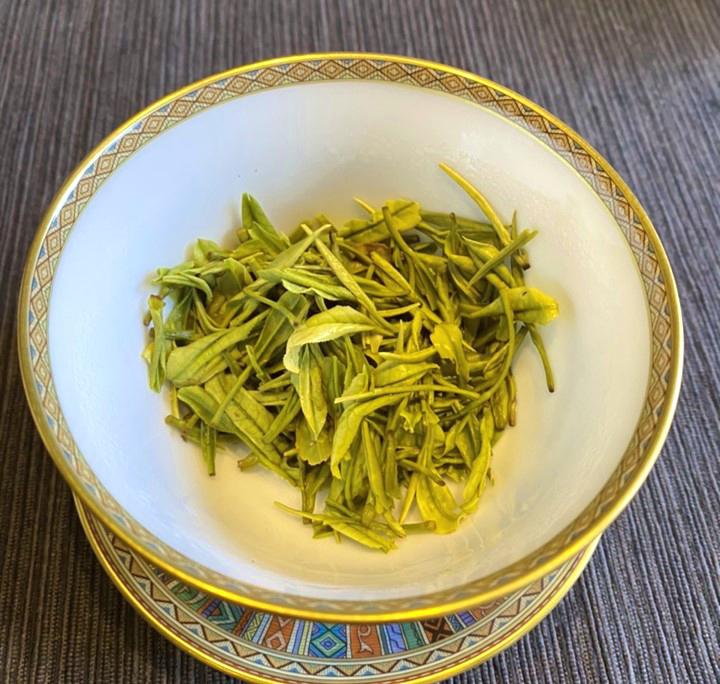 悟空茶荘(2020年春) 安吉白茶 中国茶 緑茶 中国緑茶 茶葉