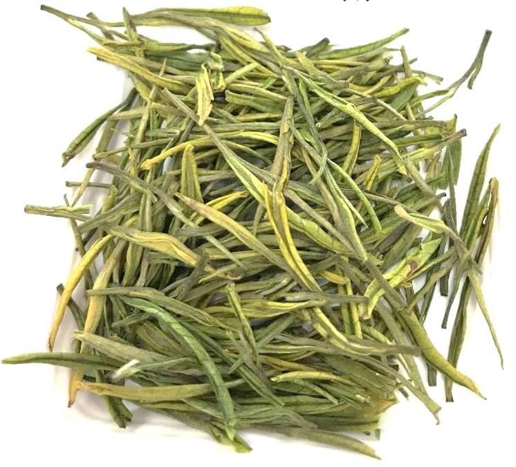 安吉白茶 茶葉