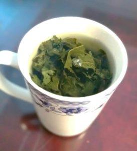 中国茶 飲み方 マグカップ さし湯