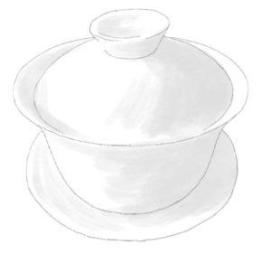 中国茶 蓋碗