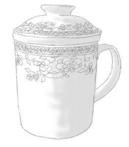 中国茶 マグカップ