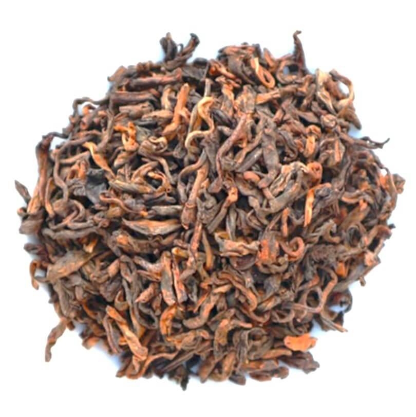 雲南普洱茶 茶葉 熟茶