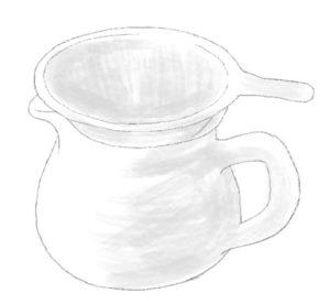 中国茶 茶器 濾網(ルーワン):茶こし 茶海