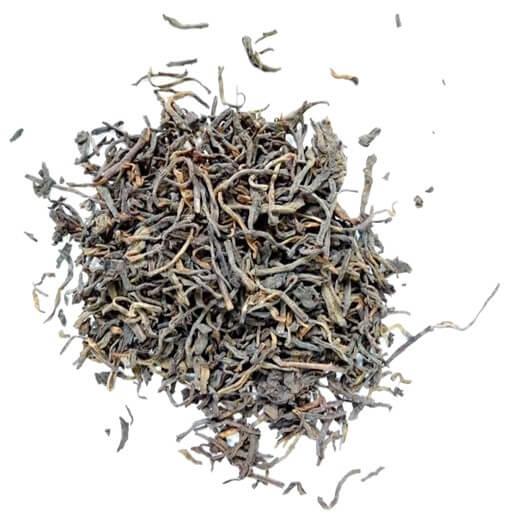 六堡茶 茶葉