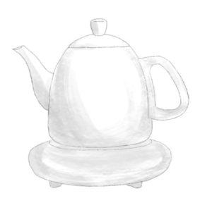 中国茶 電気ケトル 電壺