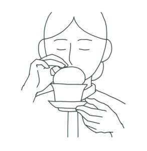 蓋碗 使い方 飲み方 湯のみ