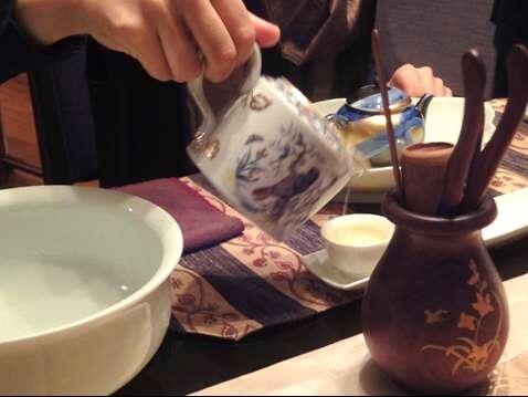 茶芸 中国茶