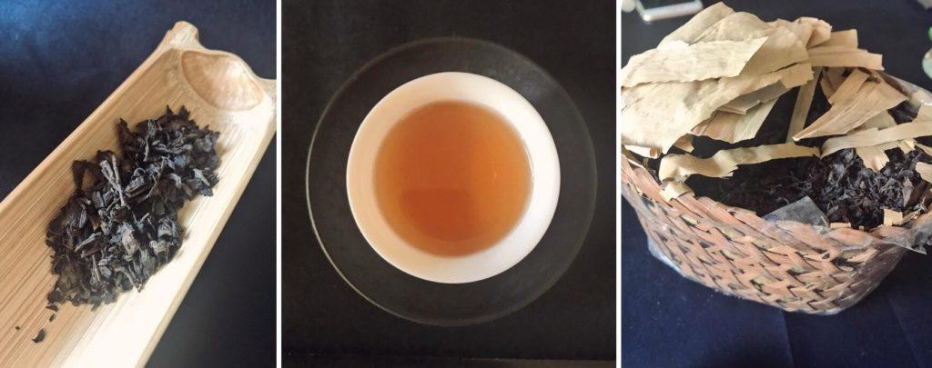 六堡茶(2007年) 黒茶 中国茶