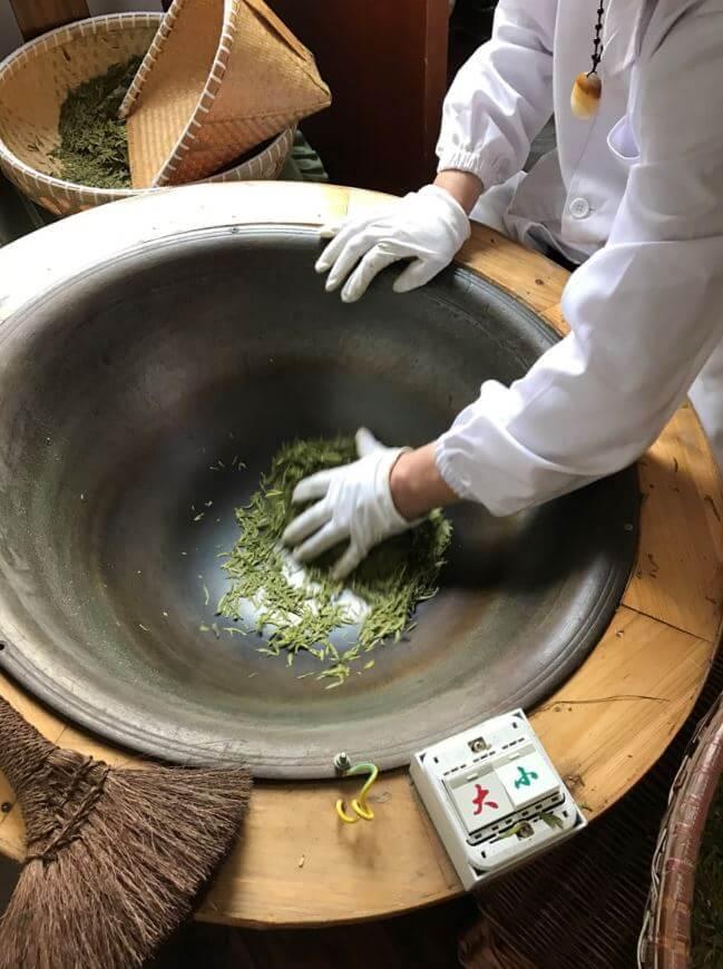 杭州 龍井 茶葉