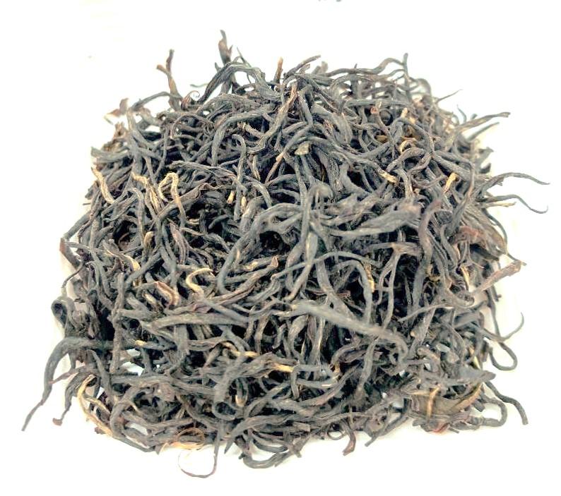 九曲紅梅(きゅうきょくこうばい / Jiu Qu Hong Mei) 茶葉 中国紅茶