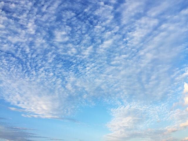 天地始粛(てんちはじめてさむし) 処暑 初秋
