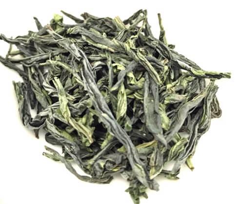 六安瓜片(ろくあんかへん / Liu an gua pian) 緑茶 中国茶 中国緑茶