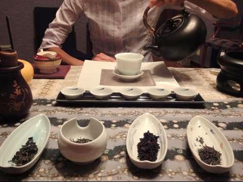 中国茶芸 茶藝 中国茶