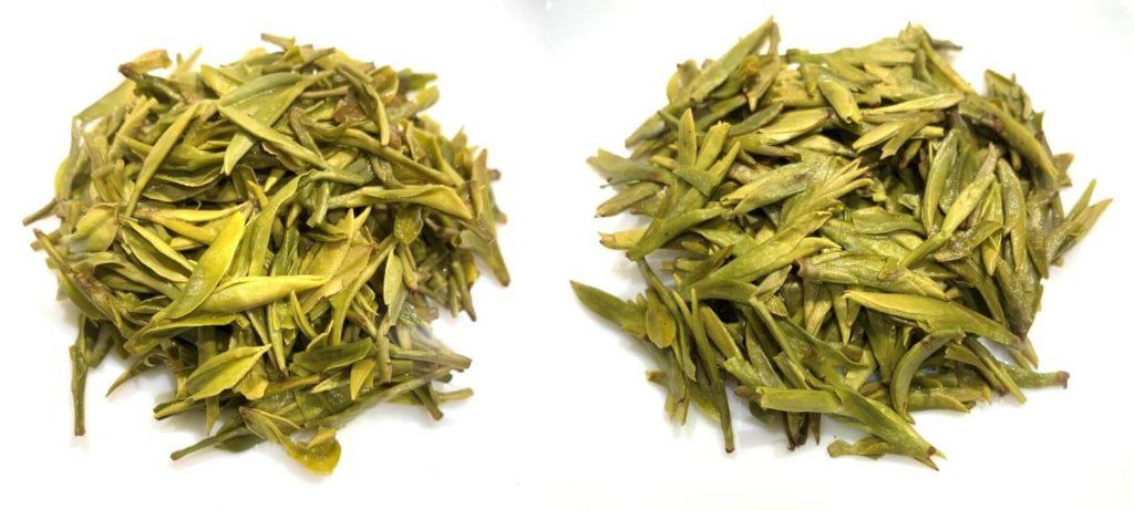 西湖龍井 獅峰龍井 中国緑茶 中国茶 茶葉