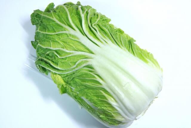 白菜 はくさい 立冬 初冬