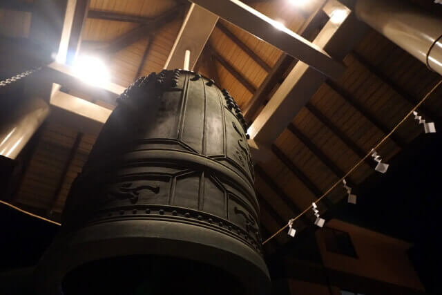 大晦日 除夜の鐘 おおみそか 仲冬 冬至