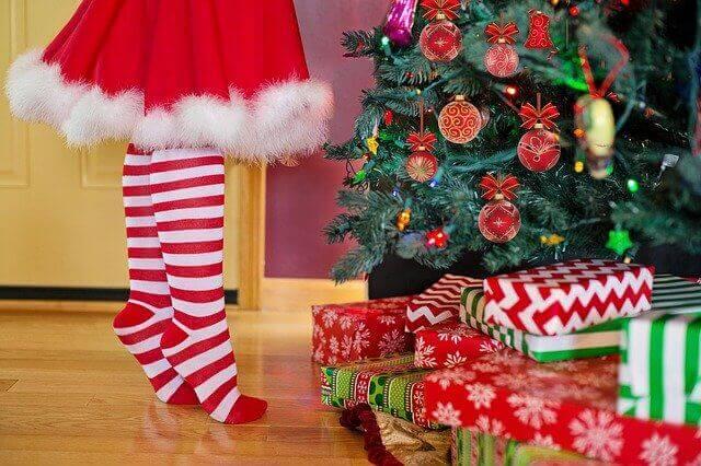 クリスマス 仲冬 冬至