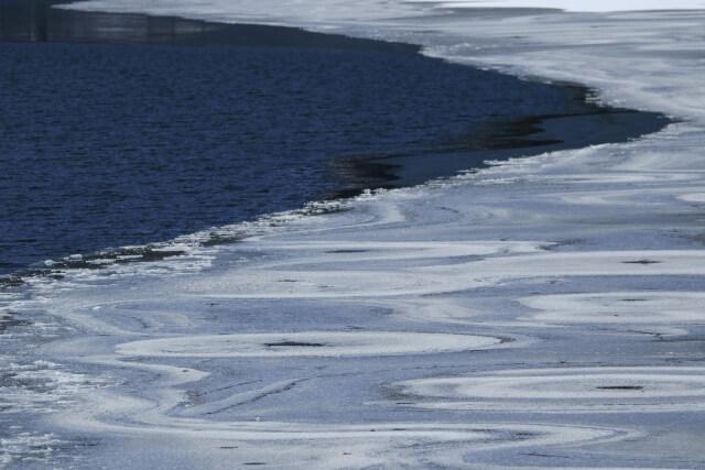 第三候 魚上氷(うおこおりをいずる) 立春 初春