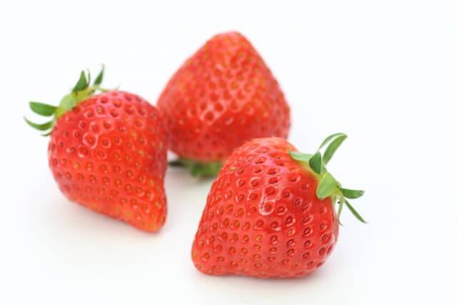 苺 いちご イチゴ 立春 初春