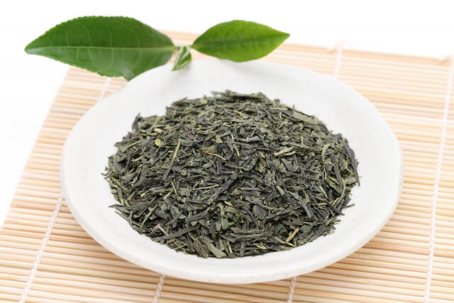 緑茶 りょくちゃ 穀雨 晩春